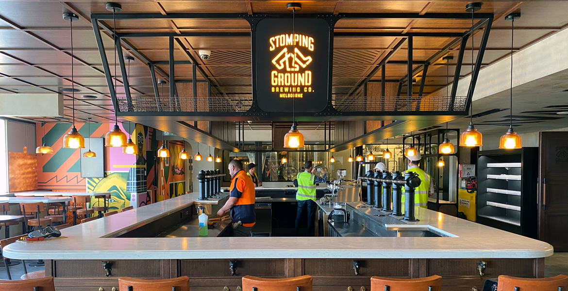 Australia's First Airport Brewery Takes Off