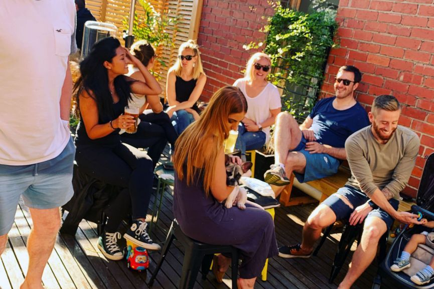 Hottest 100 Rooftop Pool Party At Prince Alfred Port Melbourne (VIC)