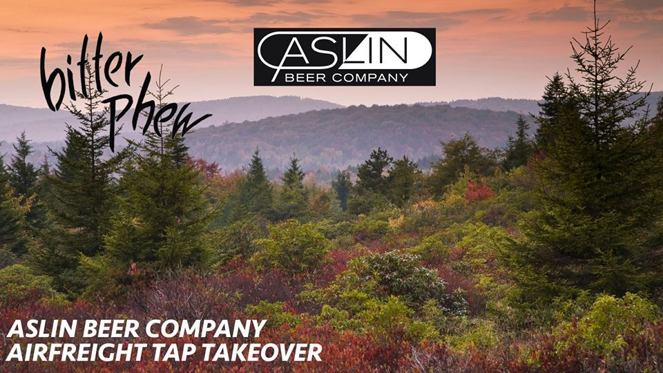 Aslin Beer Co Airfreight Tap Takeover At Bitter Phew (NSW)